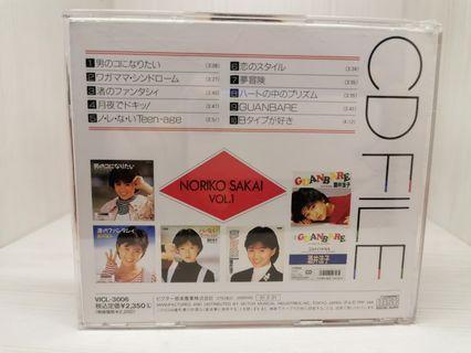 (小小斷捨離)酒井法子  CD life