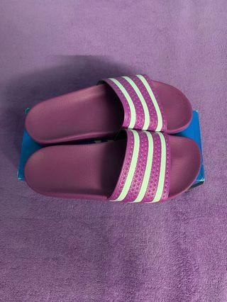 Adidas Adilette Purple