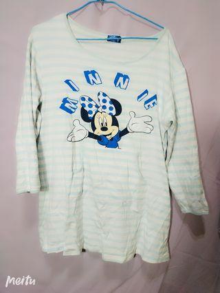 二手 迪士尼 上衣 睡衣 女裝 童裝