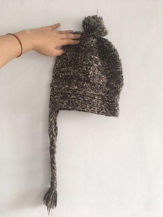 NET  超保暖毛帽