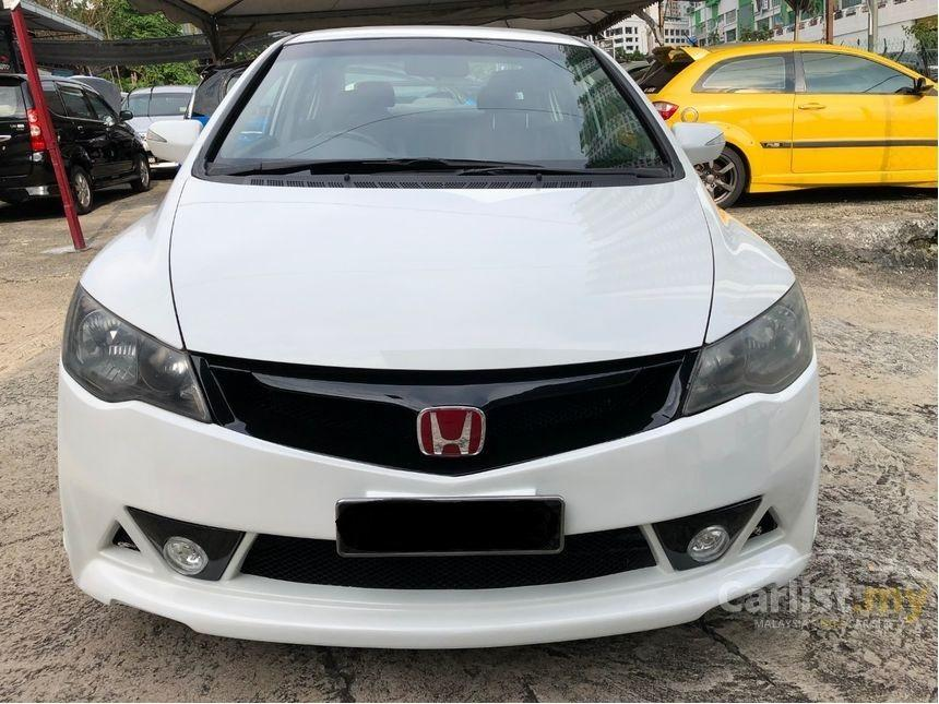 2009 Honda Civic 2.0 S (A) Facelift One Owner Mugen RR Bodykit      http://wasap.my/601110315793/CivicRR2009