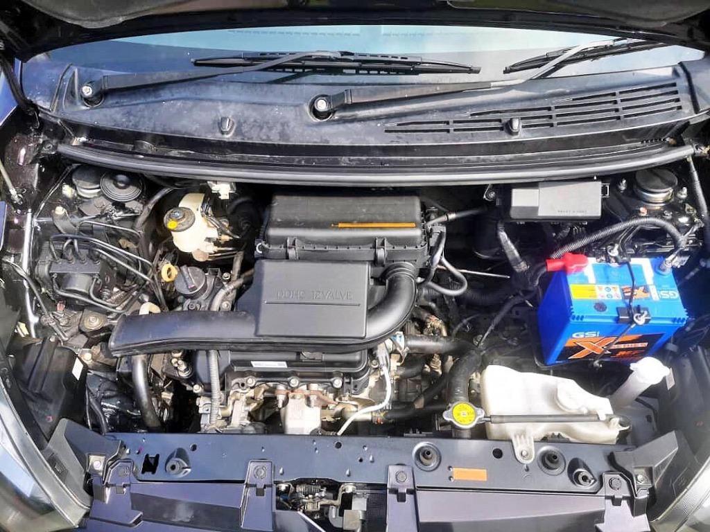 2016 Perodua AXIA 1.0 G (A) B/L LOAN KEDAI MUKA 2K
