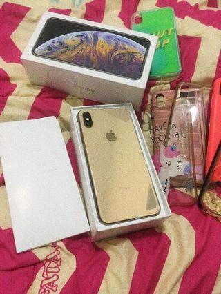 Iphone xs max 64gb ex inter