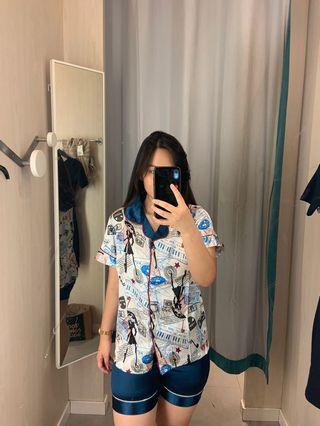 American Model Pajamas