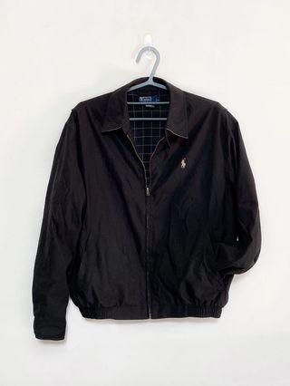 Polo Ralph Lauren 黑色復古外套