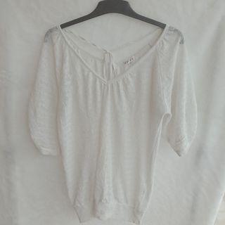 Sale 50% White Blouse