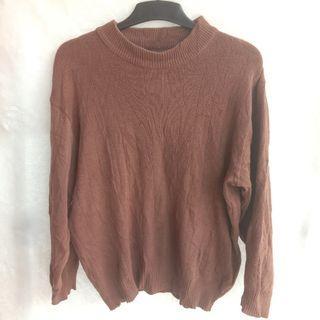 Sale 50% Brown Sweater