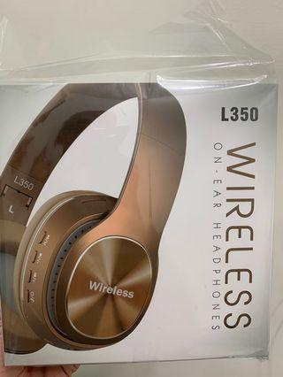 L350藍芽無線耳機