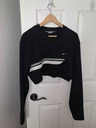 Thrifted Nike Crop