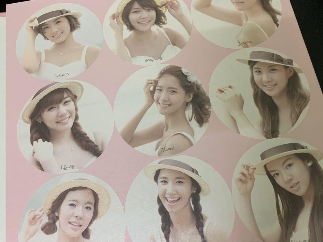 [6DVD] All about Girls' Generation : Paradise in Phuket Photobook