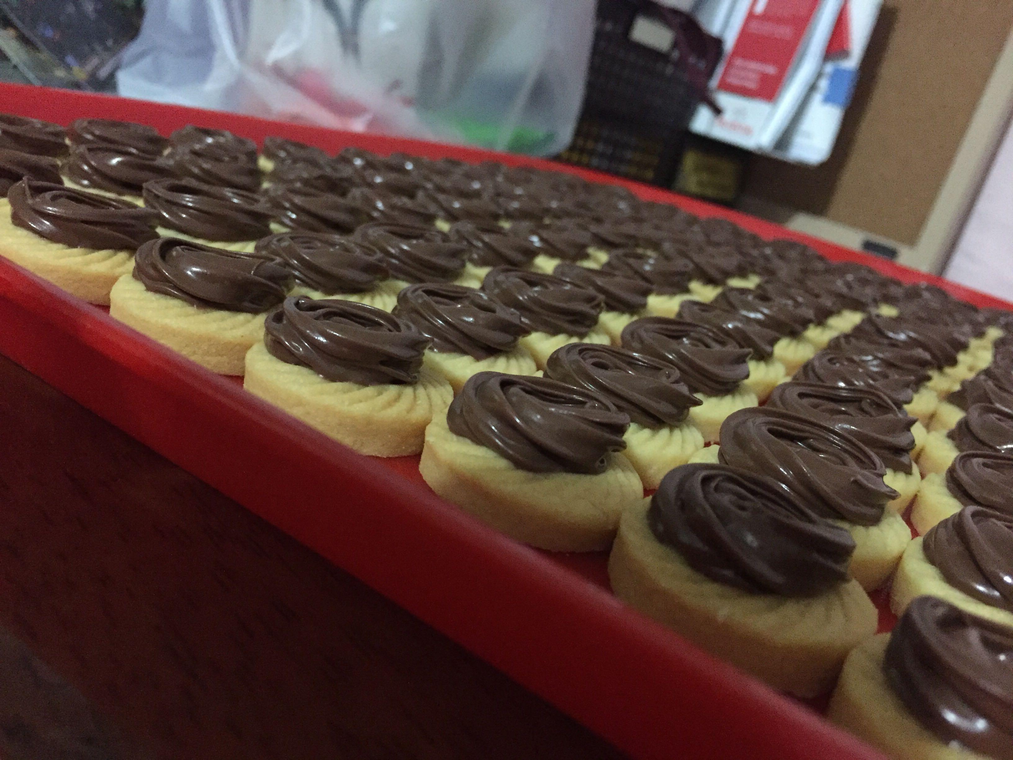 $9 Nutella Tarts PROMO!