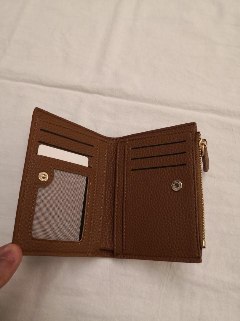 韓版短款銀包