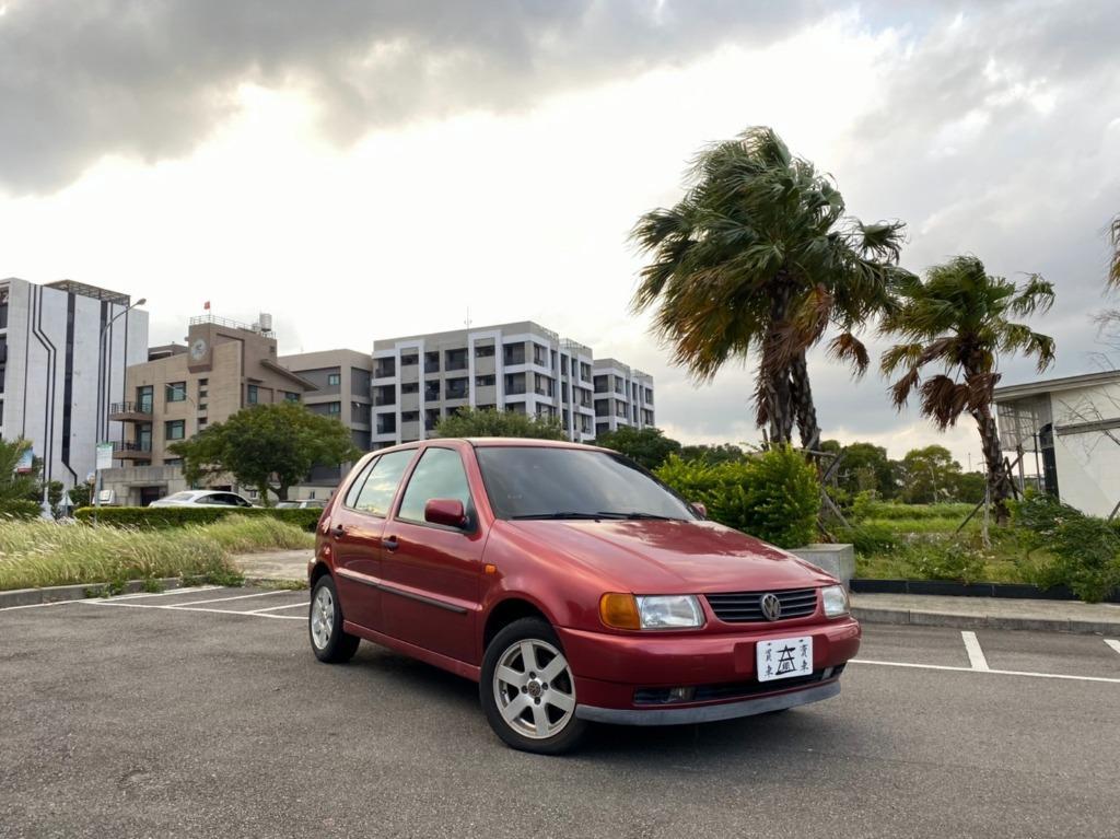 售 1995年 VW POLO 1.6 原廠手排 經典車款 懂得來