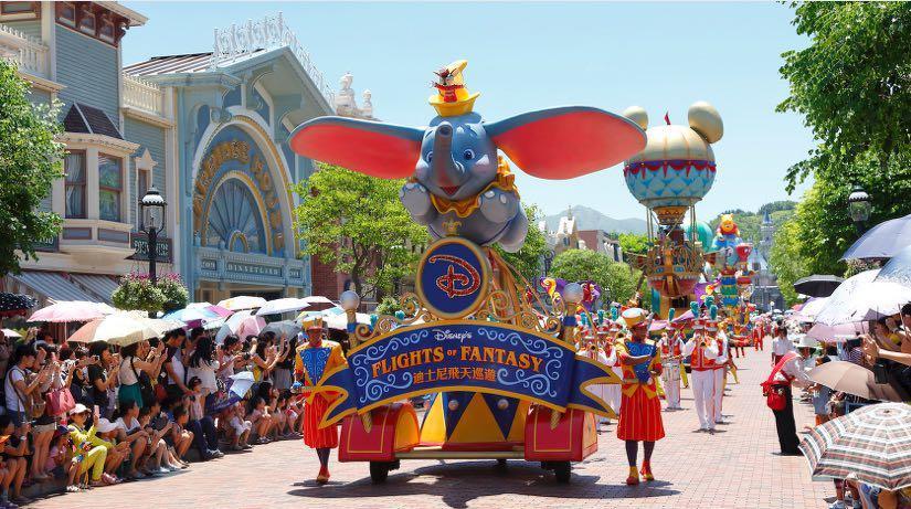 誠信經營 特價迪士尼成人門票 電子飛 不可升級