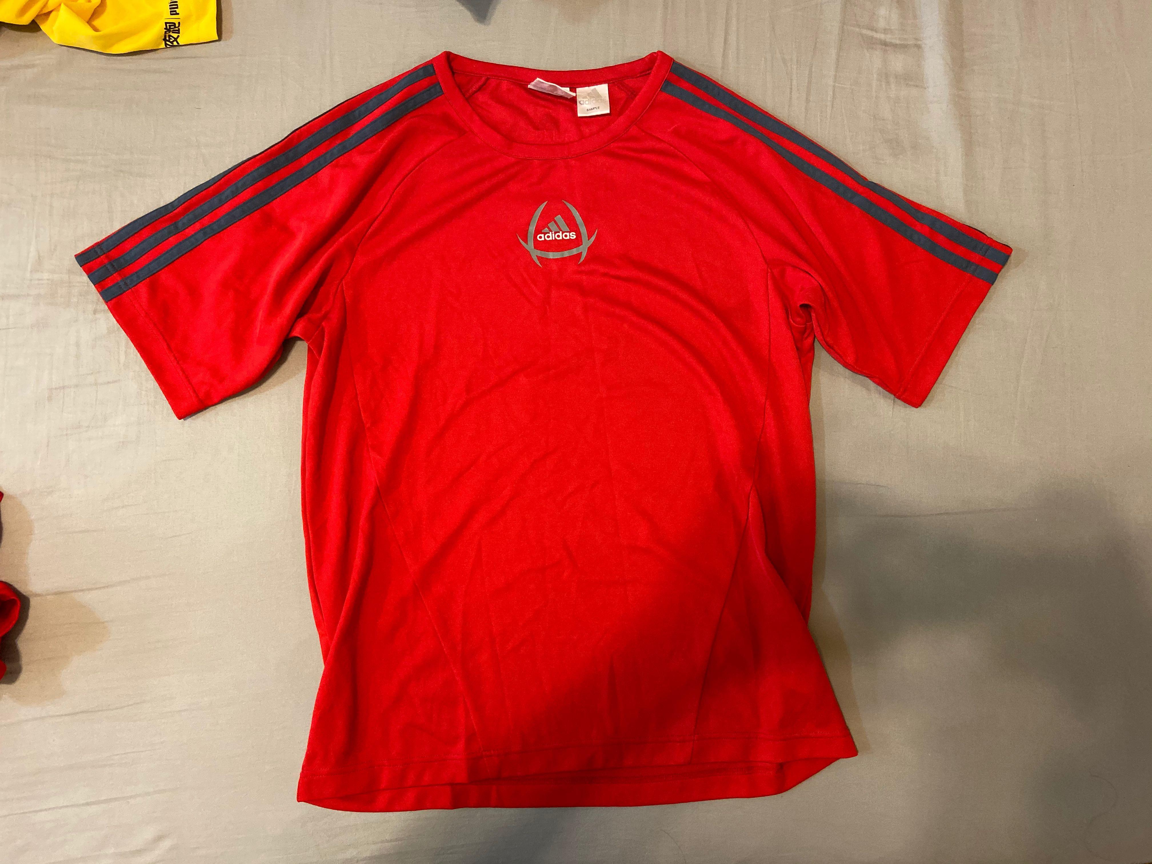 愛迪達 Adidas 運動 路跑 馬拉松 透氣排汗衫