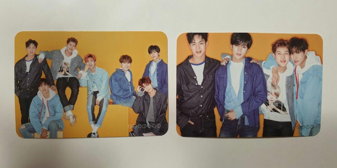 ( CLEARANCE STOCK ) MONSTA X BROADCAST / ENCORE MBB ONLY PCS
