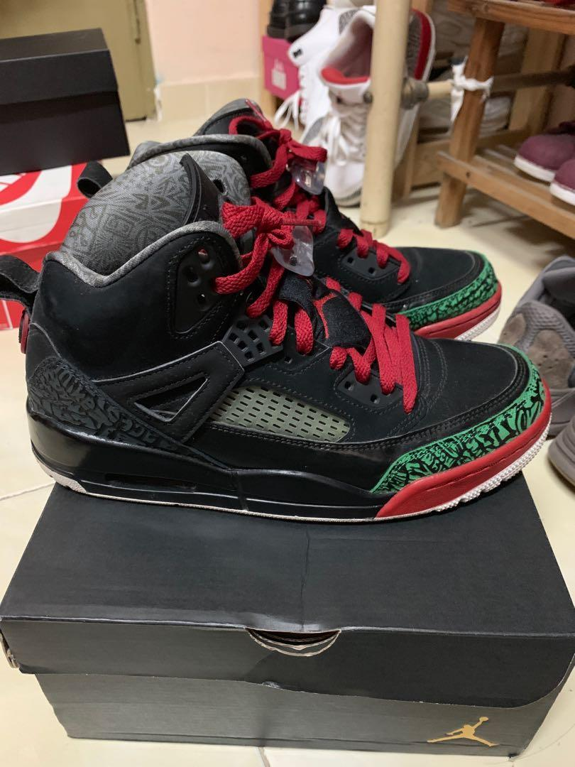 Air Jordan Spizike, Men's Fashion