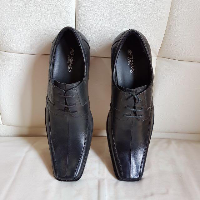 Antton&co sepatu formal pria