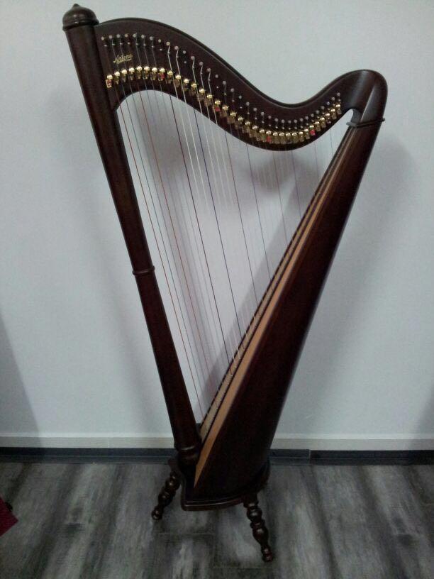 Artone Lever Harp 34 Strings 豎琴