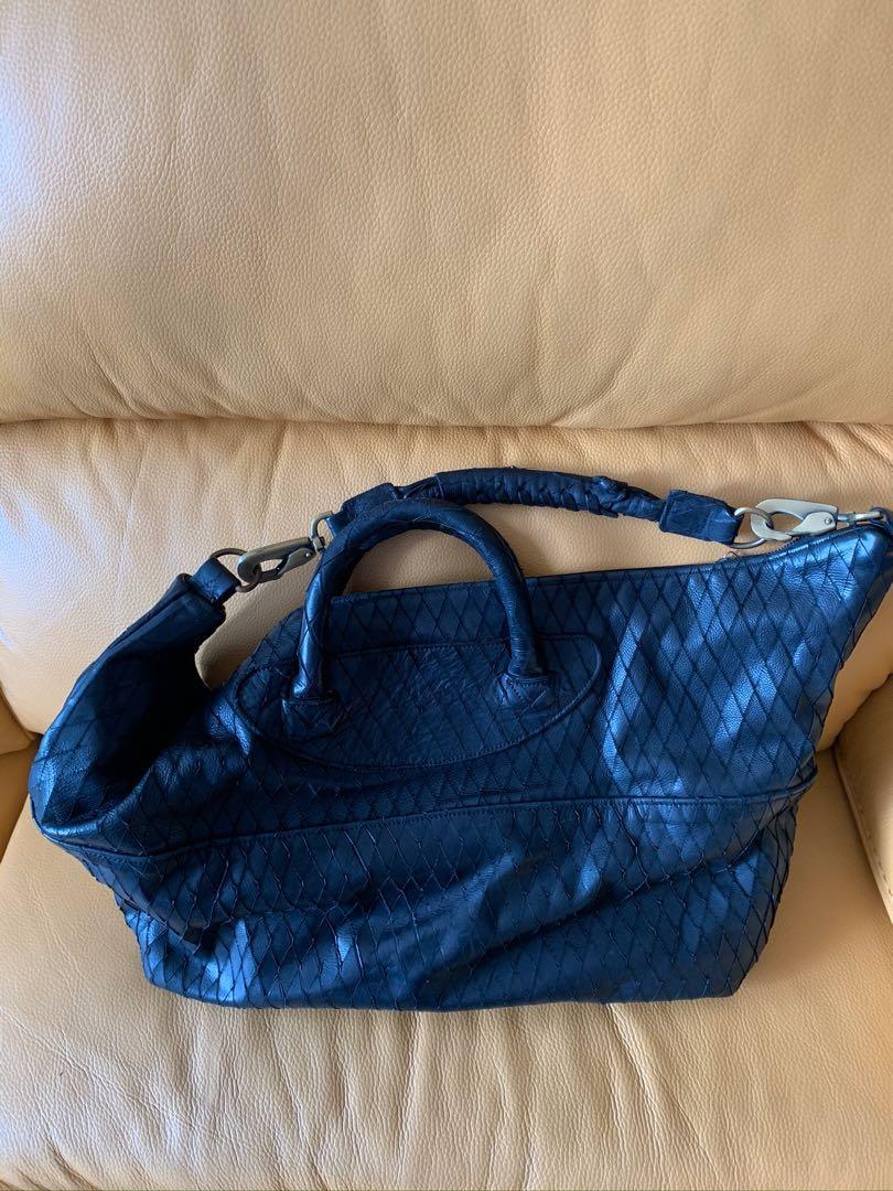JAS M BAG Boston bag