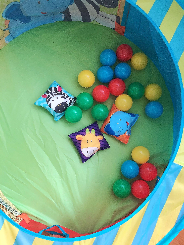 Ball Pit (ELC sensory ball pit)