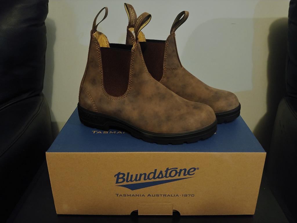 Blundstone 585 & 587 (Rustic Brown & Rustic Black *BRAND NEW*