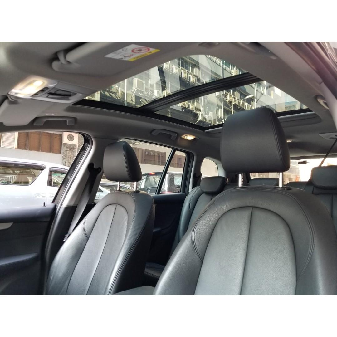 BMW 220IA GRAN TOURER 2015