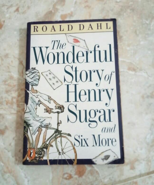 Buku Cerita Anak The Wonderful Story of Henry Sugar Roald Dahl