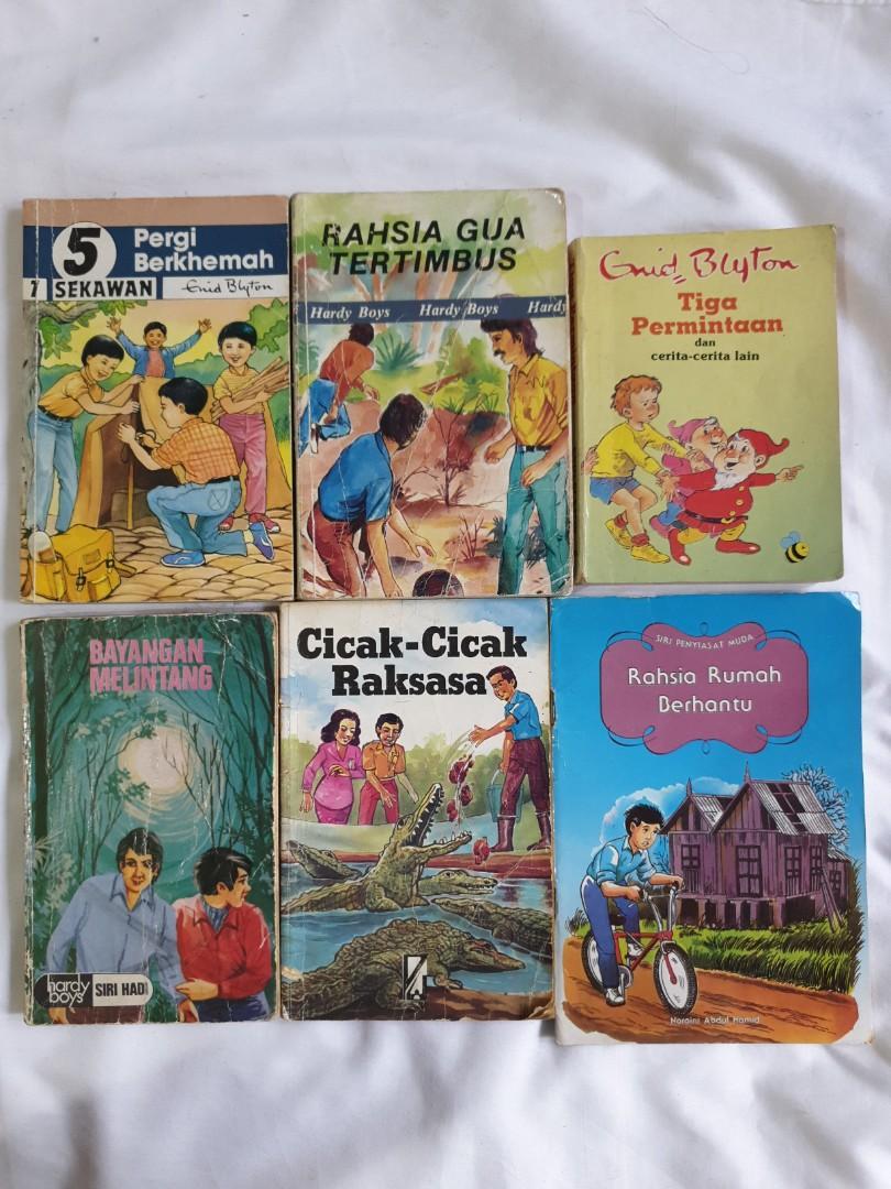Buku Cerita Bahasa Melayu Books Stationery Children S Books On Carousell