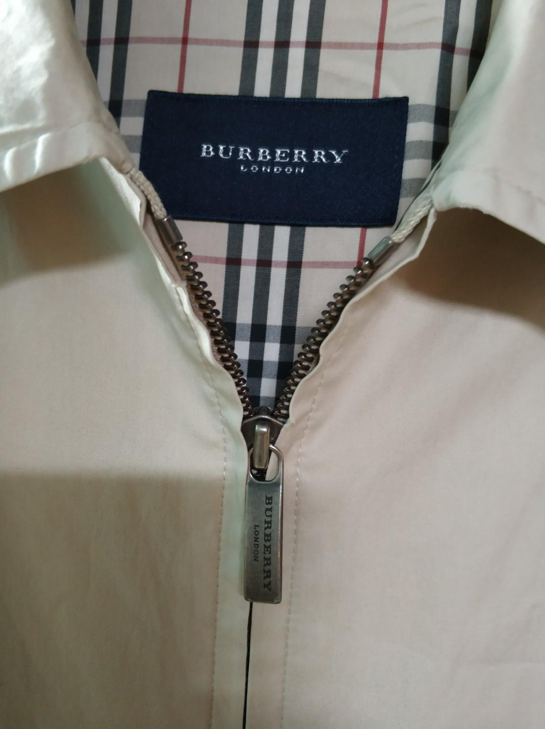 Burberry work jacket / harrington / nova / docmart