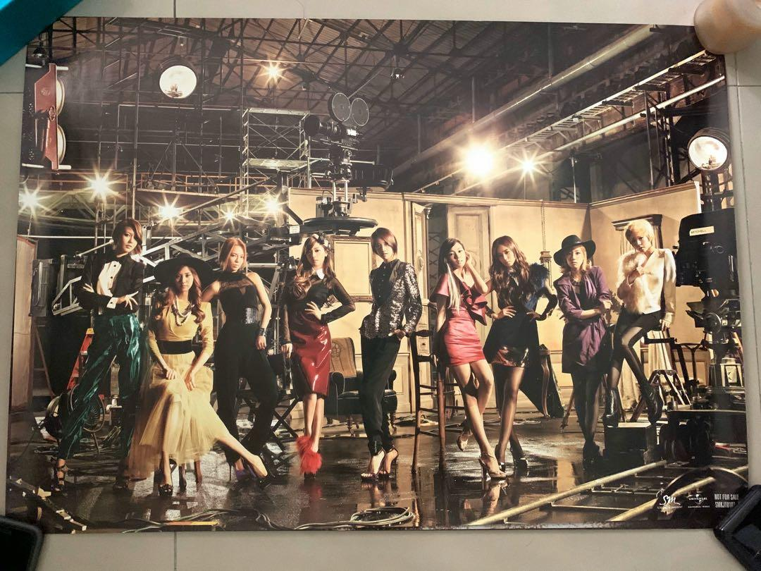 """[CD+DVD+Poster x2] Girls' Generation - Re:packaged """"The Boys"""""""