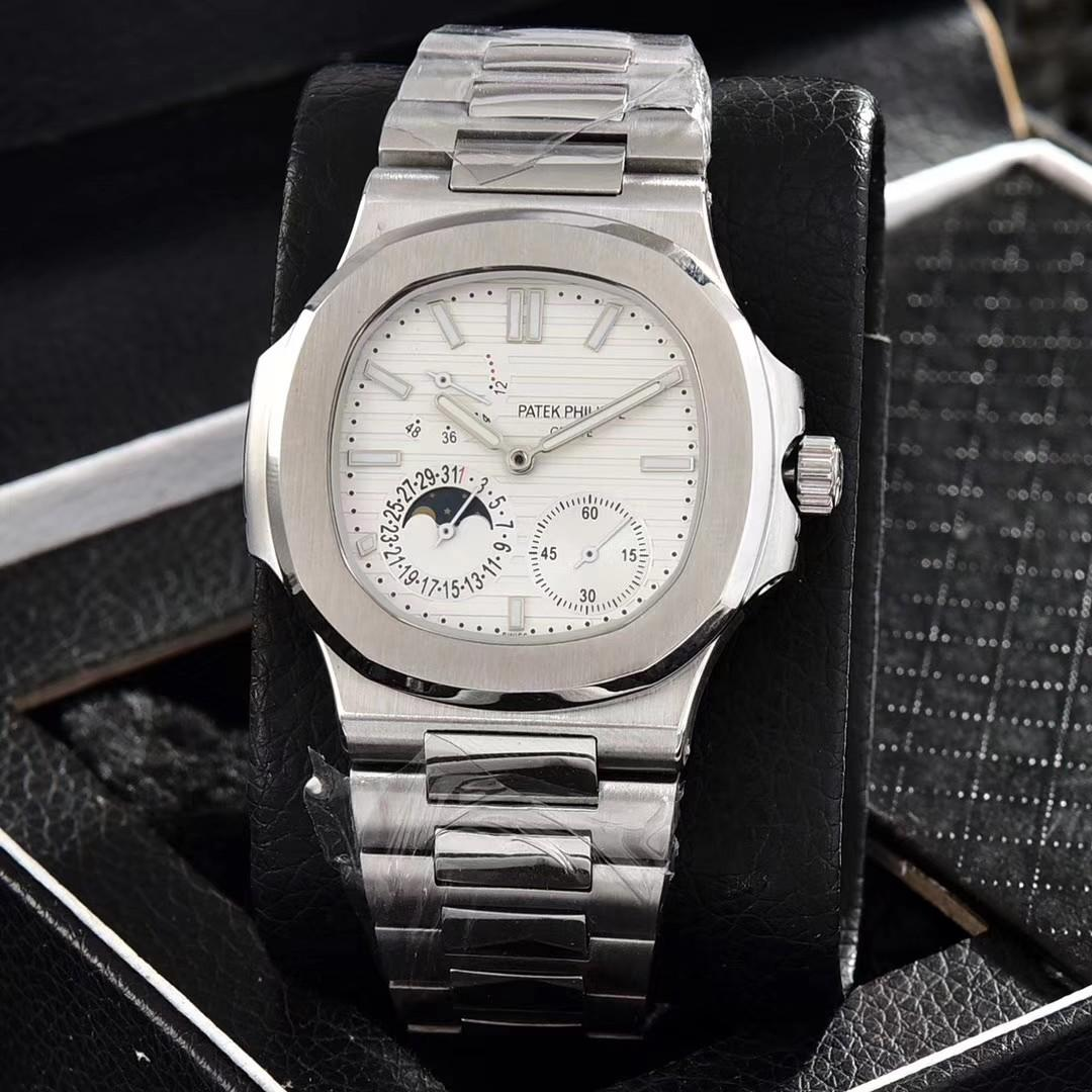 (CF produced) Patek Philippe Parrot Sports Series Beijing Mobile Can Show Stable Movement, 40mm1.2 thick