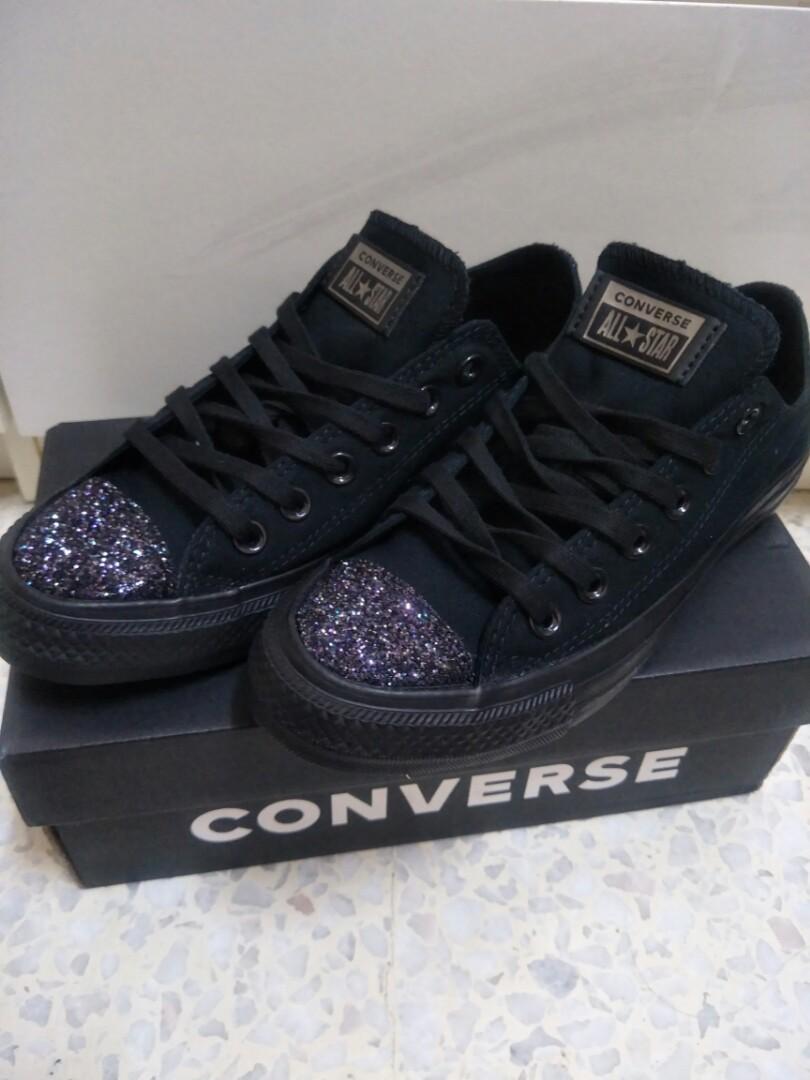 Star Sugar Charms Ox Sneakers UK5/US7