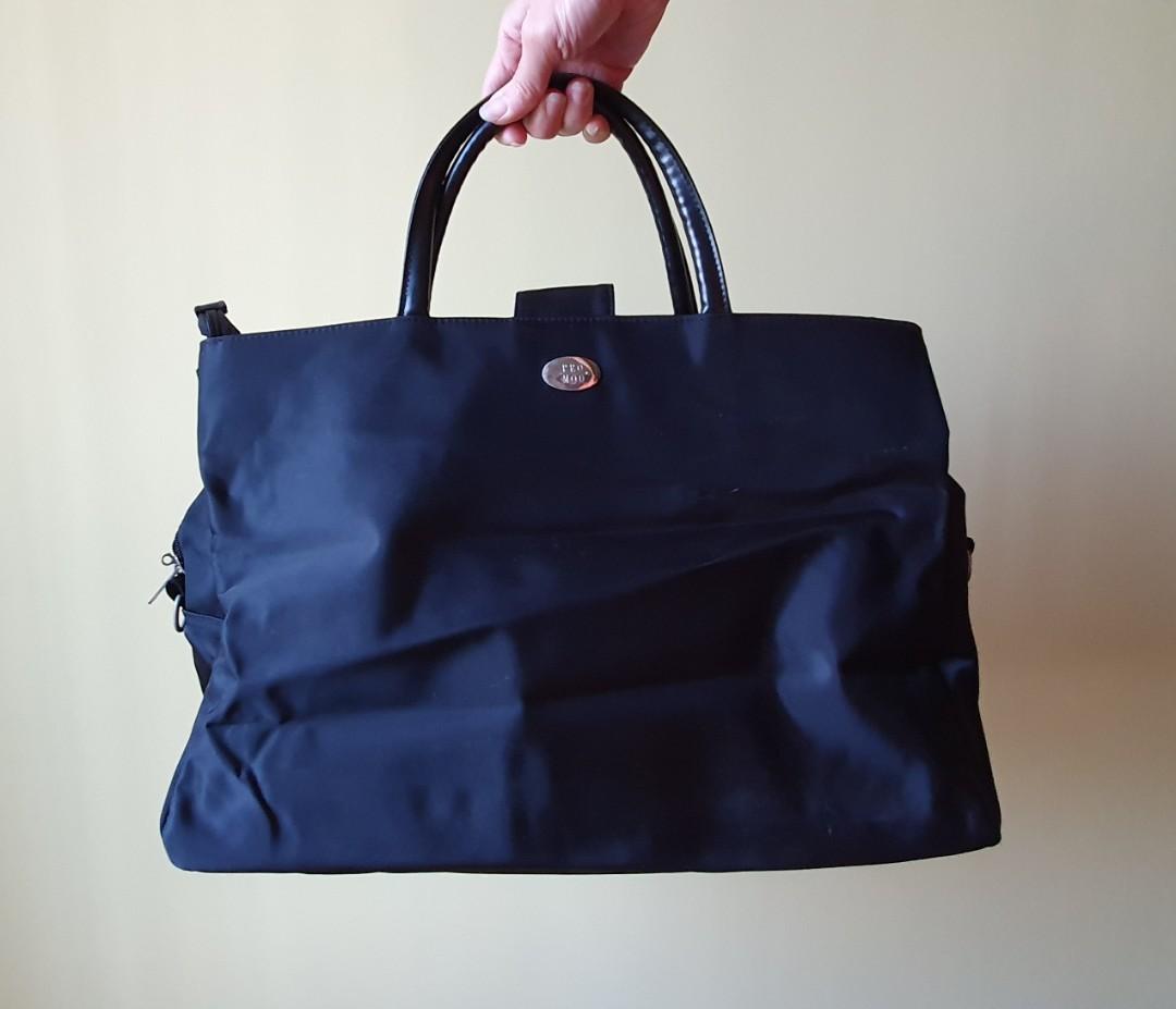 Document case cum handbag - for day trip or class