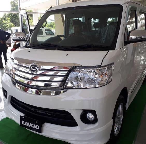 DP MURAH Daihatsu Luxio mulai 14 jutaan. Daihatsu Pamulanb