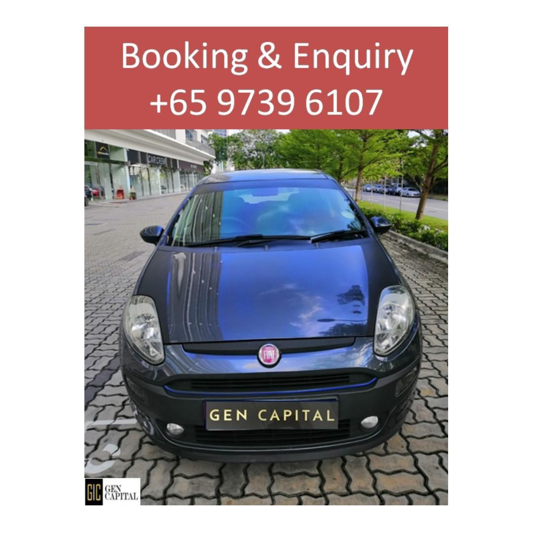 Fiat Punto Evo - SUPERB HATCHBACK WITH CHEAPEST RENTAL @ 9739 6107
