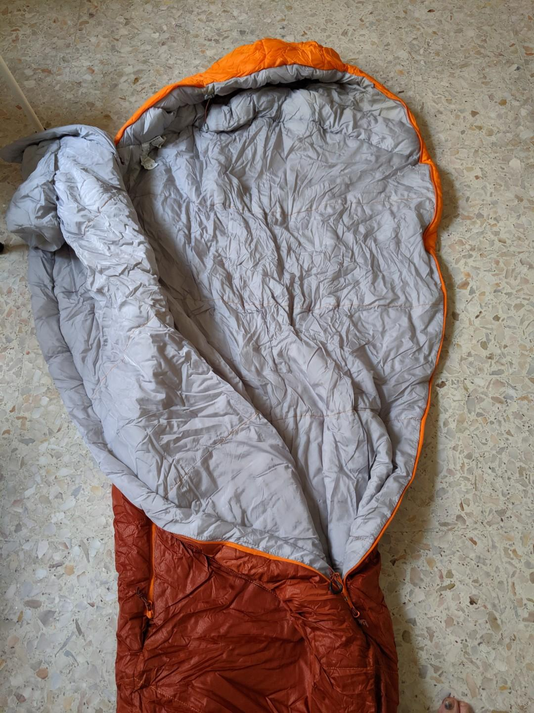 Forclaz Ultralight 0-5 Sleeping Bag