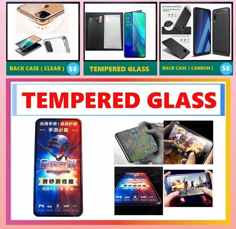 Frosted Tempered Glass For Game Tempered Glass