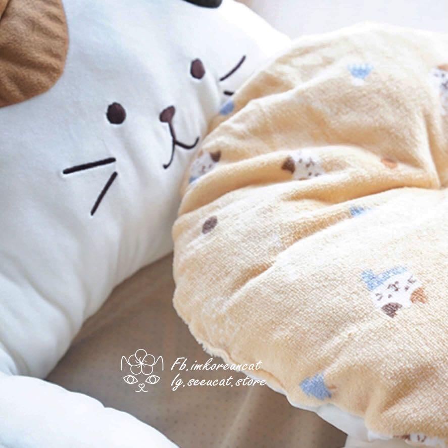 🎏Fuku貓咪沙發形床🐈2款可選