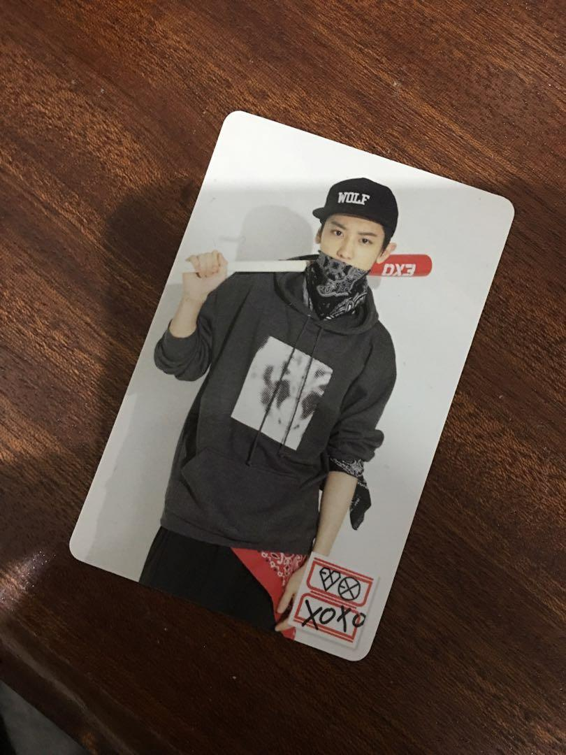 [Giveaway] EXO MAMA Chanyeol unofficial photocard & WJSN For The Summer poster
