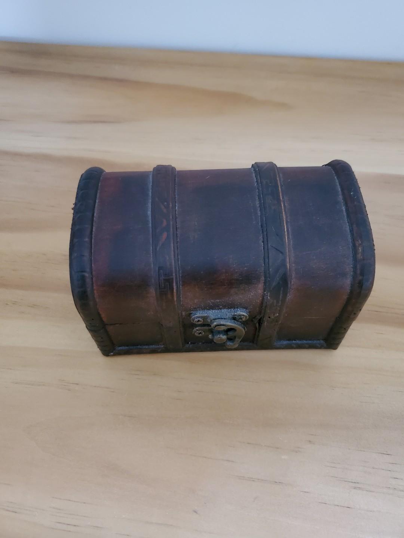 Harry Potter Time Turner and Treasure Box