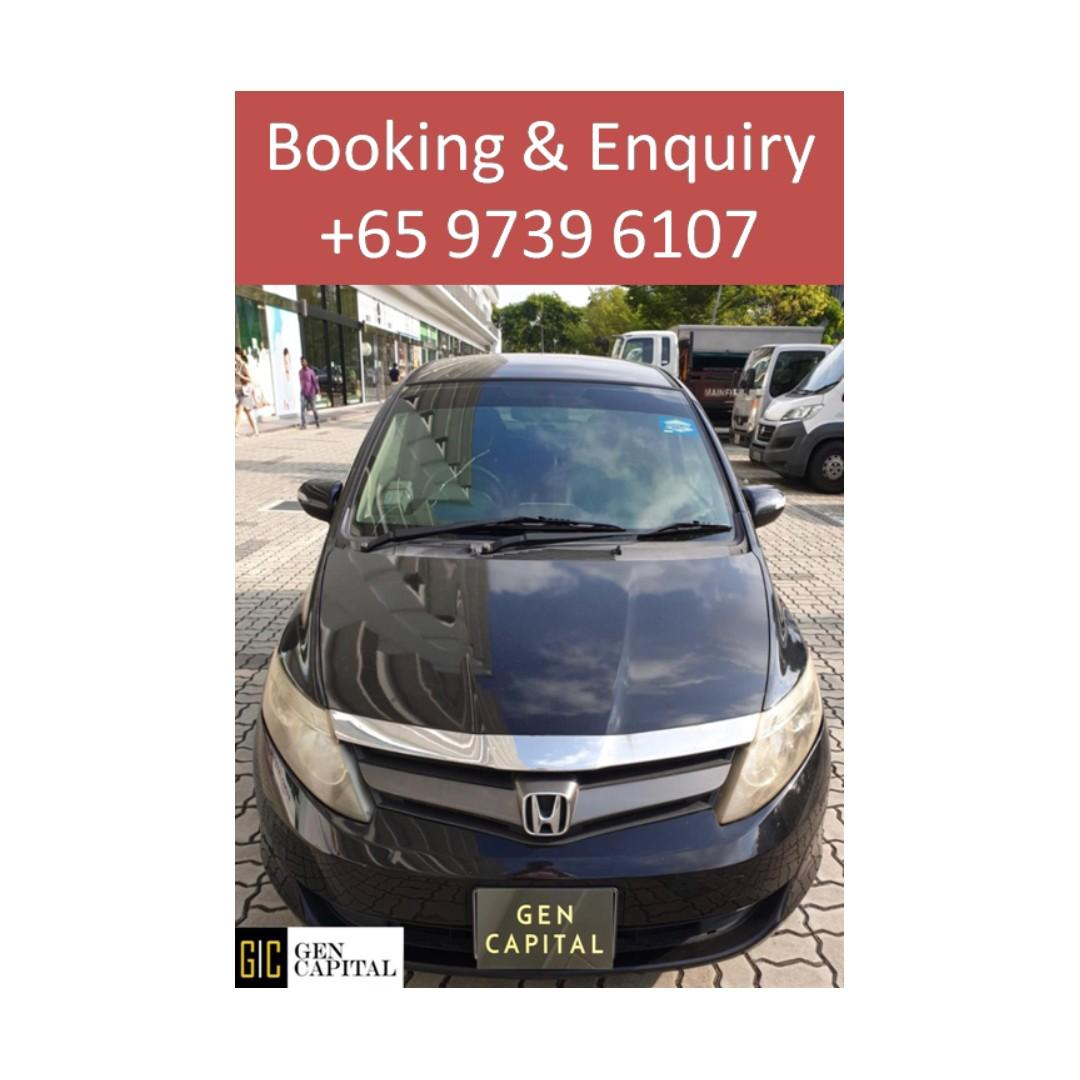 Honda Airwave - Your preferred rental, With the Best service! Cheapest rates, full support!