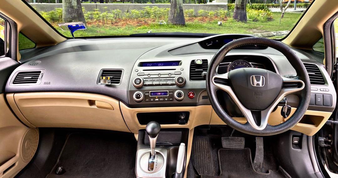 HONDA CIVIC FD 1.8 i-VTEC AUTO SEWABELI BERDEPOSIT