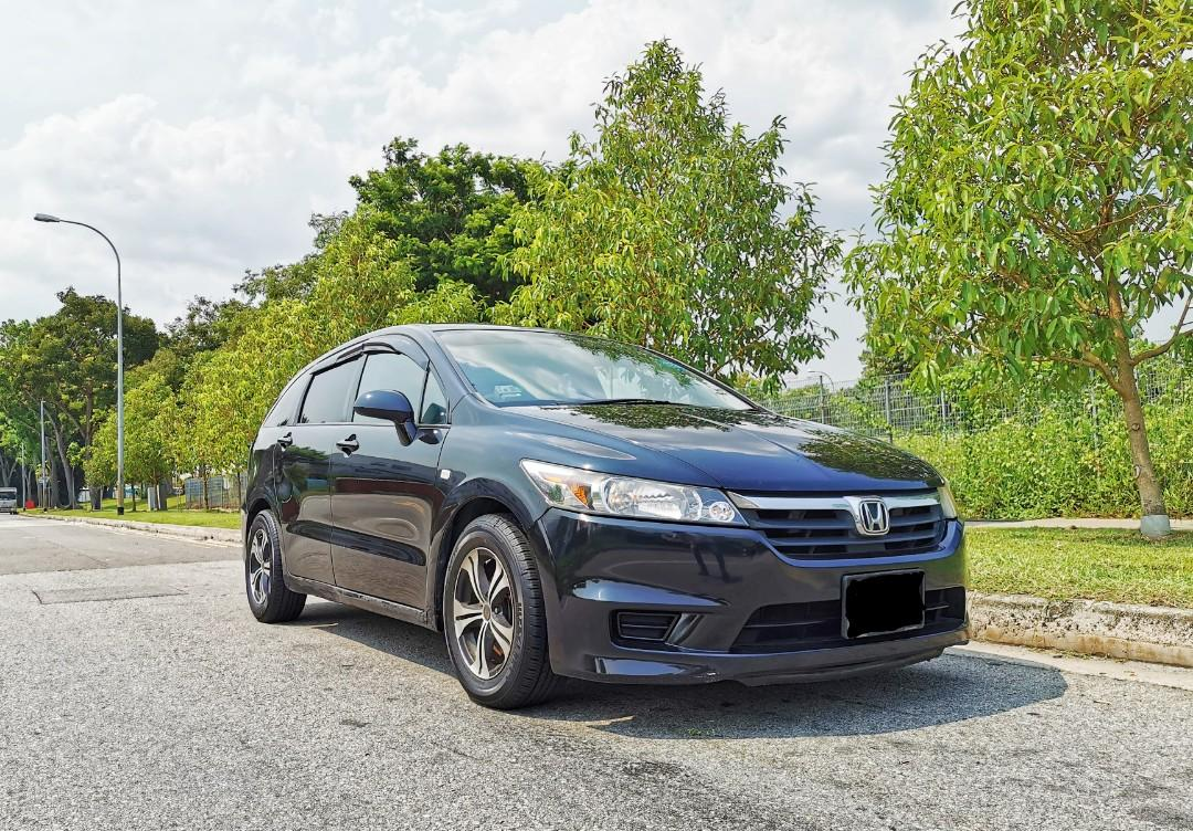 Honda Stream 7 seater Lease/rental
