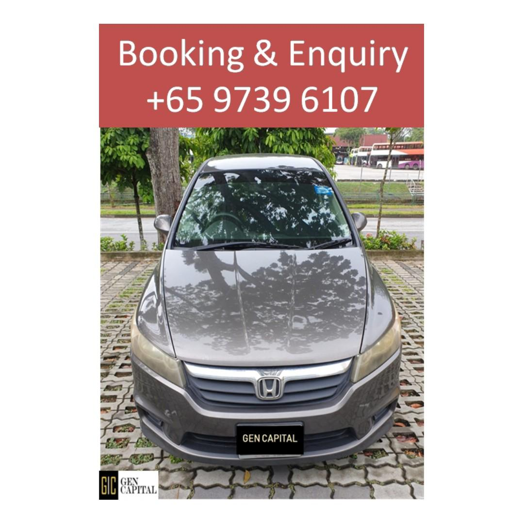 Honda Stream - Anytime ! Any day! Your Decision!! Your preferred rental, With the Best service!
