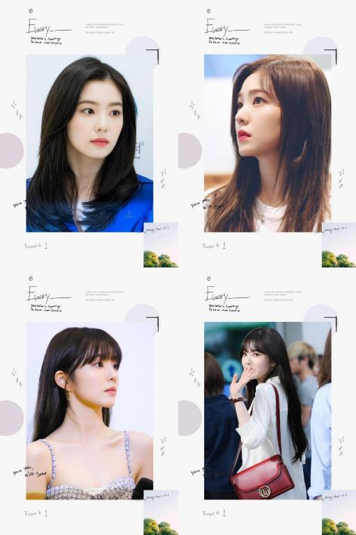 IRENE - 2020 Season Greeting 'Everyday Thinking About You' [15/11]