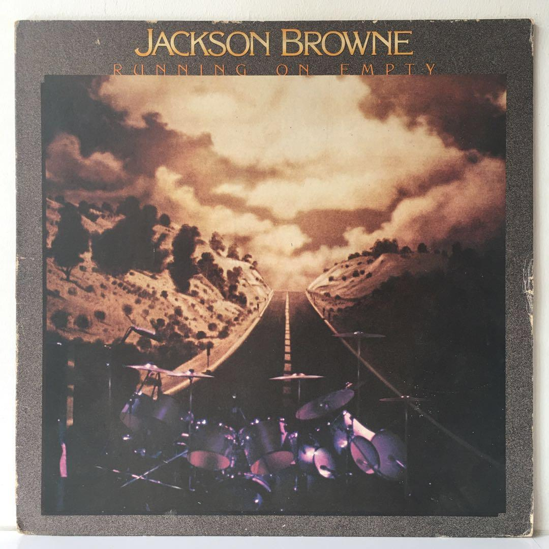 Jackson Browne ‎– Running On Empty (1977 US Original - Vinyl is Excellent)