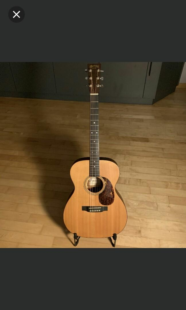 Martin 000-16GT with LR Baggs Anthem