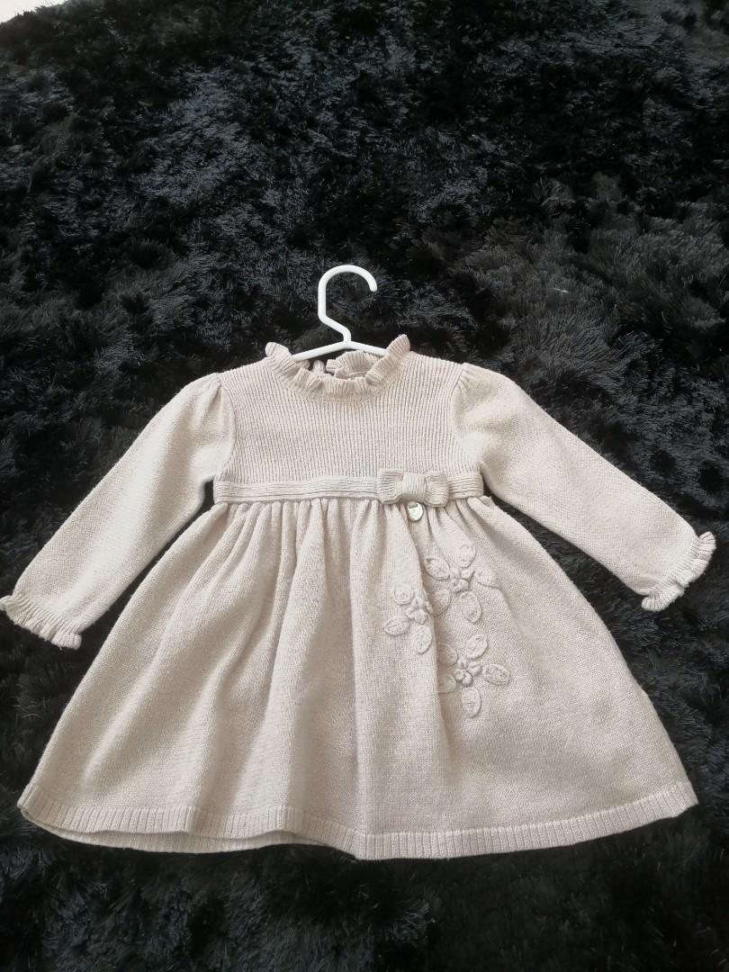 Mayoral Baby Girl Dress