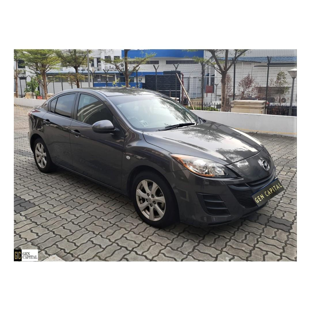 Mazda 3 - Anytime ! Any day! Your Decision!! Many ranges of car to choose from, with very reliable rates!